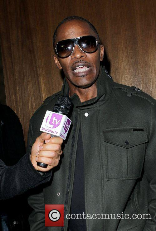 Jamie Foxx, Las Vegas and Playboy 10