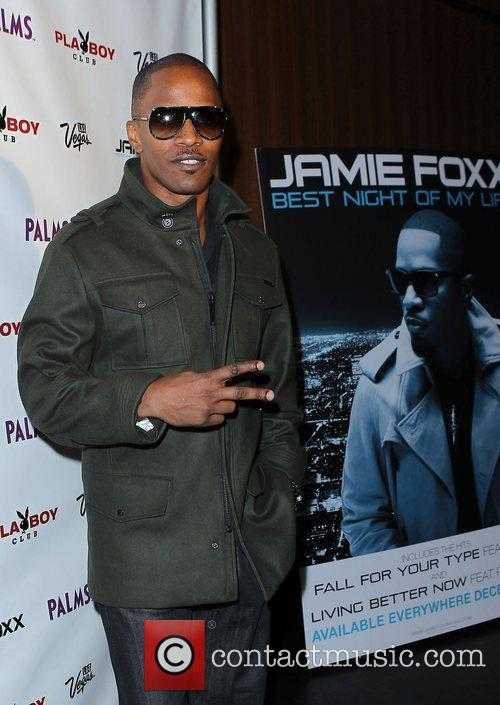 Jamie Foxx, Las Vegas and Playboy 6