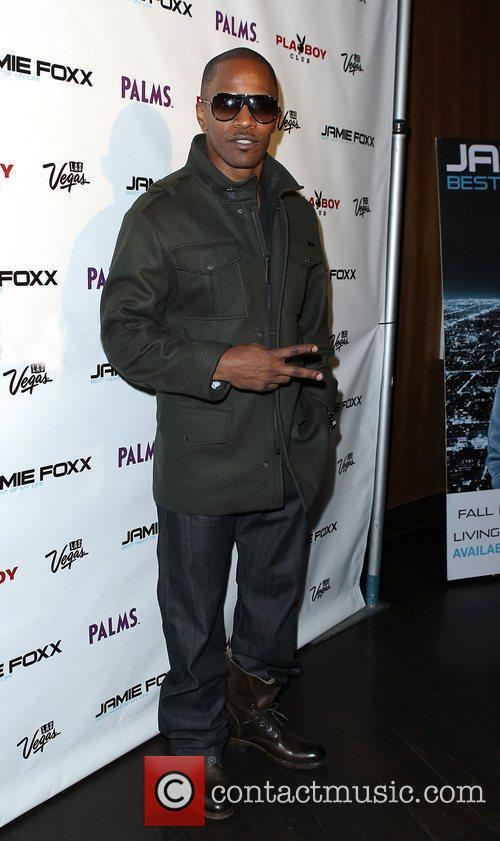 Jamie Foxx, Las Vegas and Playboy 9