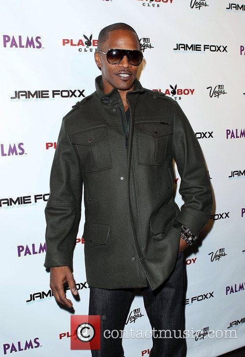 Jamie Foxx, Las Vegas and Playboy 11
