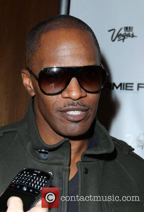 Jamie Foxx, Las Vegas and Playboy 7