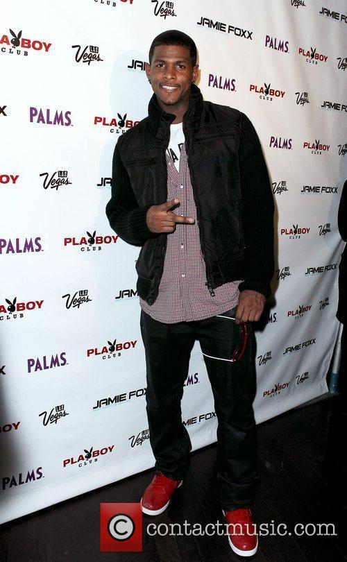 Jamie Foxx, Las Vegas, Playboy, Palms Hotel