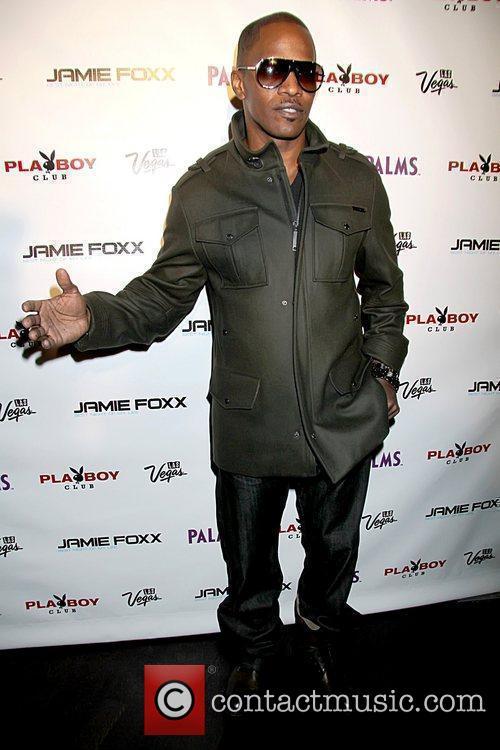 Jamie Foxx, Las Vegas and Playboy 15