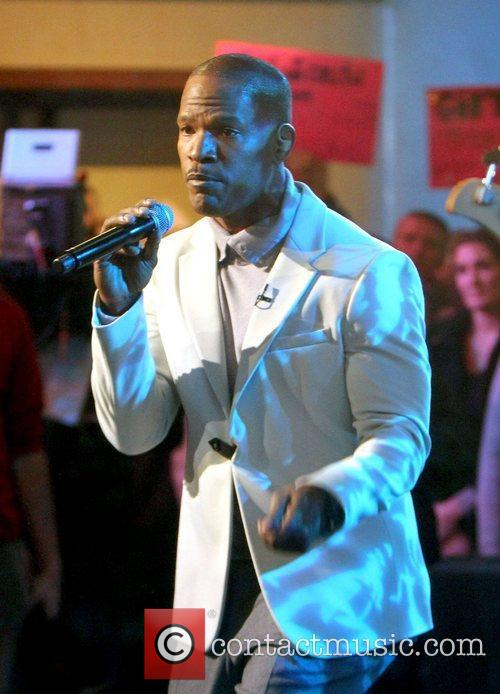 Jamie Foxx, Good Morning America
