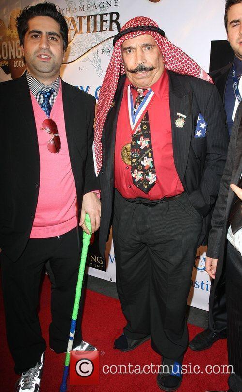 Iron Sheik FoxxKing Entertainment's Post Grammy Event Hosted...