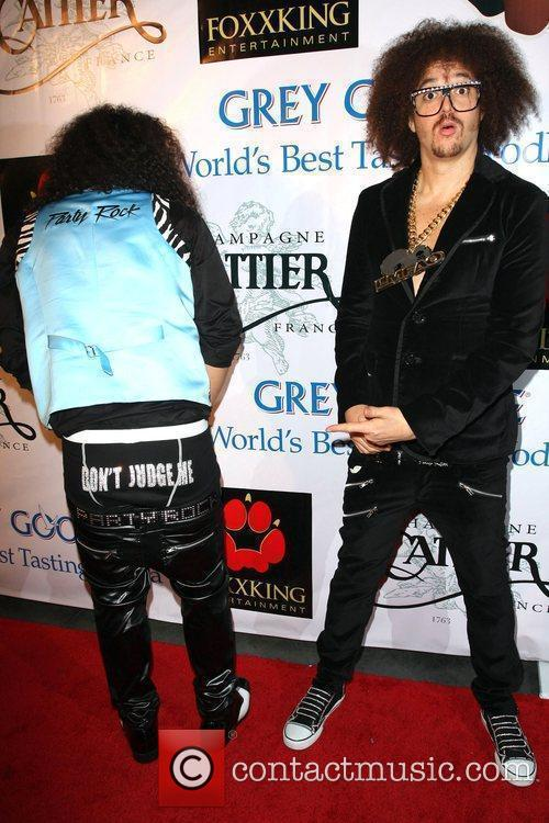 LMFAO FoxxKing Entertainment's Post Grammy Event Hosted By...