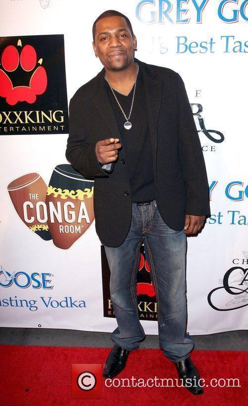 Mekhi Phifer FoxxKing Entertainment's Post Grammy Event Hosted...