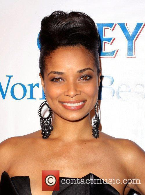 Rochelle Aytes FoxxKing Entertainment's Post Grammy Event Hosted...