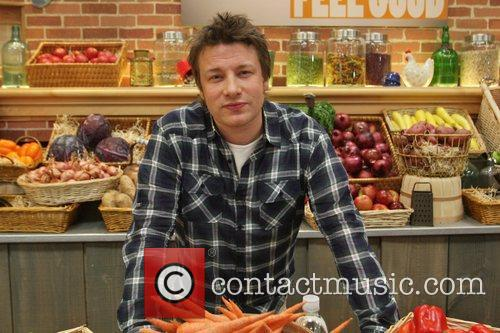 Jamie Oliver  The launch the second season...