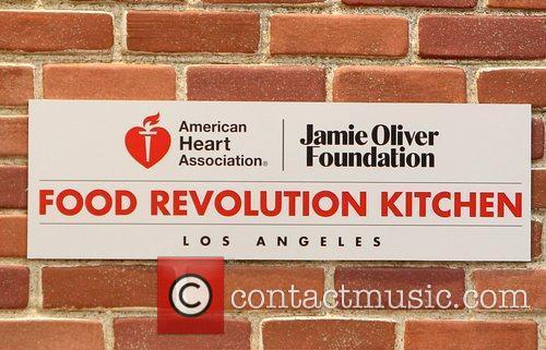 The launch the second season of Jamie Oliver's...