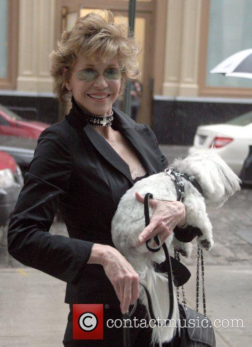 Actress Jane Fonda and Jane Fonda 7
