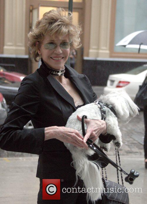 Actress Jane Fonda and Jane Fonda 6