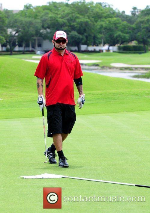 Chris Kirpatrick The Jason Taylor Celebrity Golf Classic...