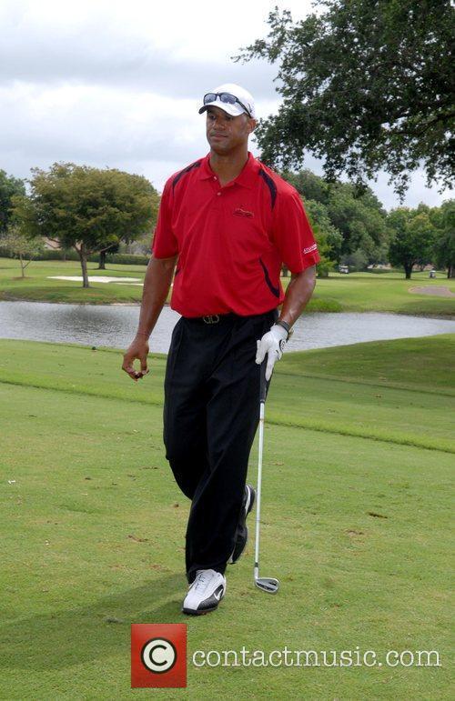Jason Taylor The Jason Taylor Celebrity Golf Classic...