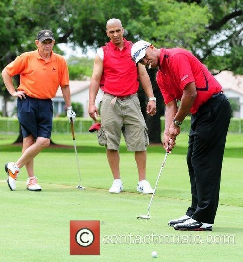 The Jason Taylor Celebrity Golf Classic at Grande...