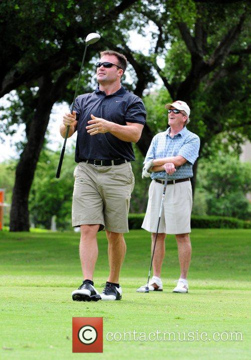 Zach Thomas The Jason Taylor Celebrity Golf Classic...