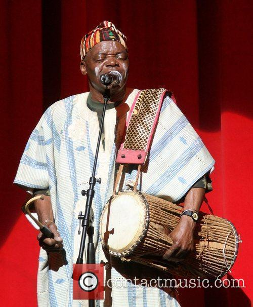 Baba Ola Jagun The Jazz Foundation of America's...
