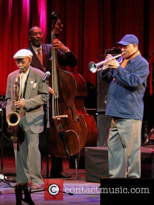 Bebop All Stars' Jimmy Heath, Ron Carter and...