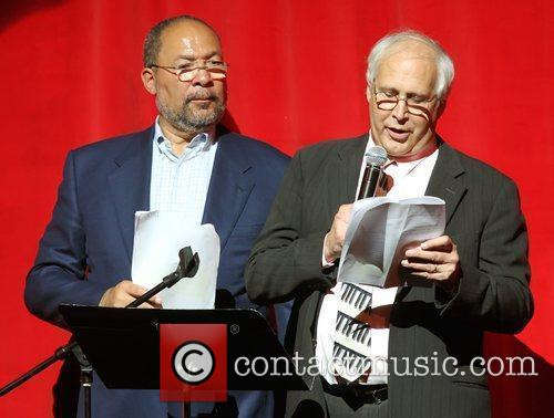 Dick Parson and Chevy Chase The Jazz Foundation...