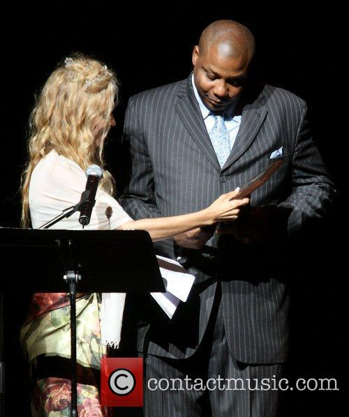 Wendy Oxenhorn and Nate Lucas The Jazz Foundation...