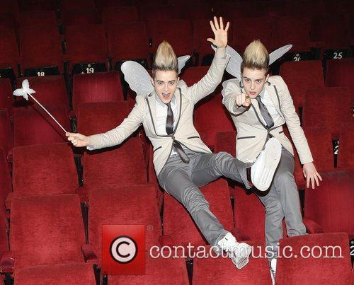 John Grimes and Edward Grimes Jedward are unveiled...