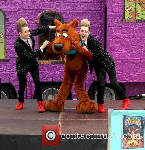 Jedward and Scooby Doo 3