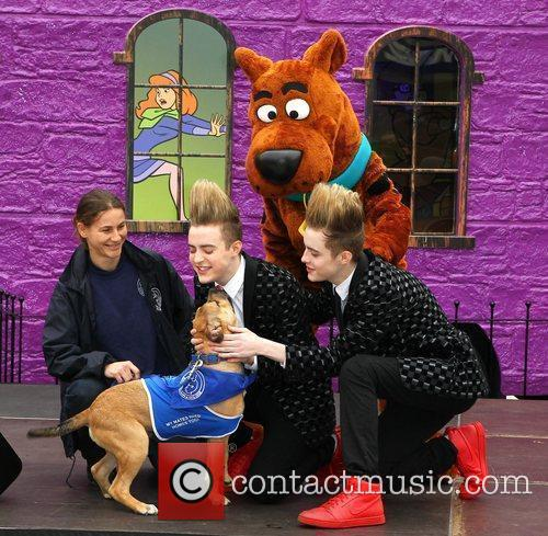 Jedward and Scooby Doo 28