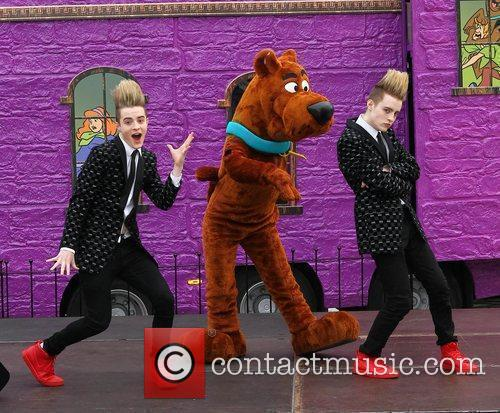 Jedward and Scooby Doo 9