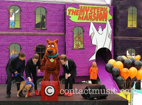 Jedward and Scooby Doo 5