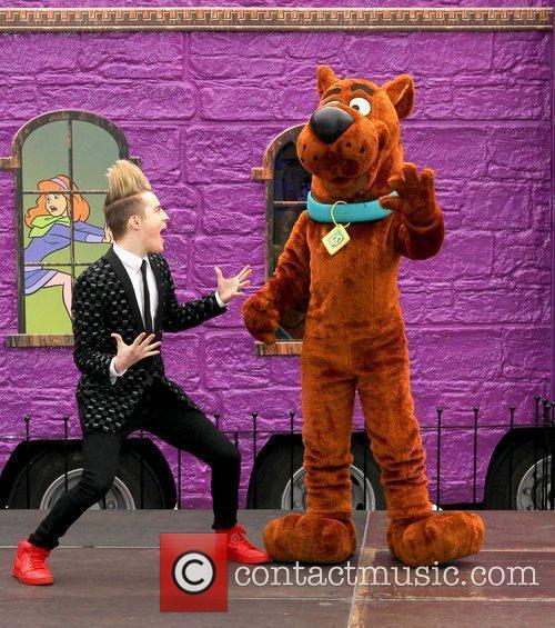 Jedward, Scooby Doo