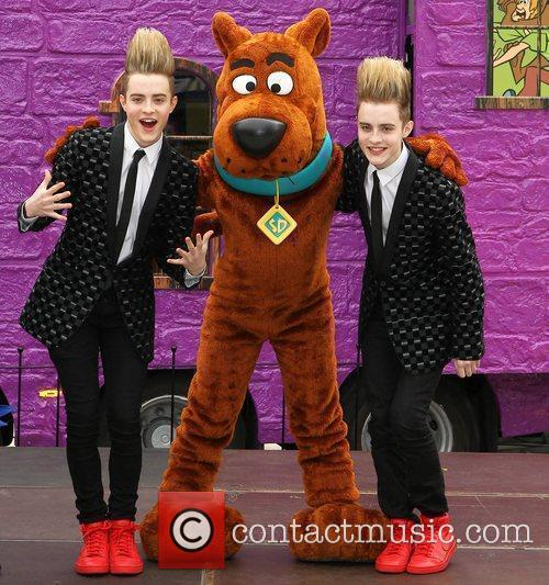 Jedward and Scooby Doo 4