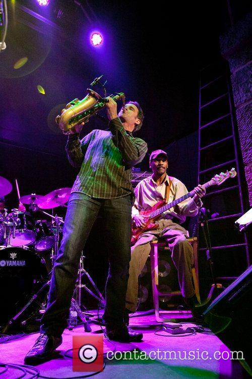 Eric Marienthal and Jeff Lorber