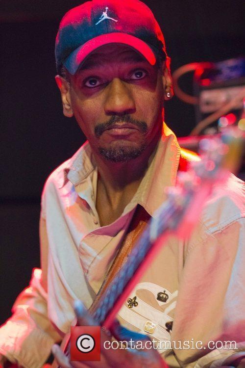 Victor Bailey on Bass,  Jeff Lorber Fusion...