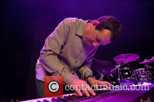 Jeff Lorber on Keyboard,  Jeff Lorber Fusion...