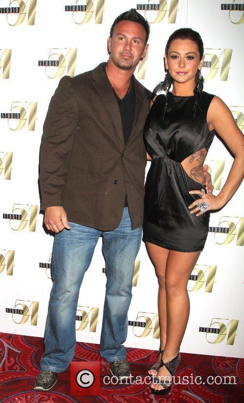 Roger Matthews and Jenni 'JWOWW' Farley Jenni 'JWOWW'...