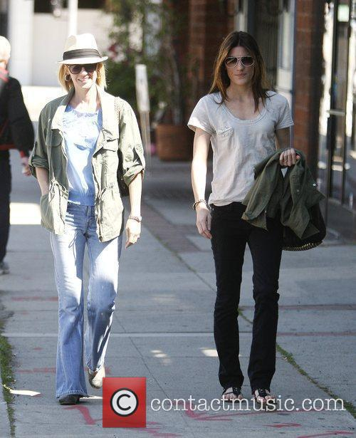 'Dexter' star Jennifer Carpenter and 'Mad Men' star...
