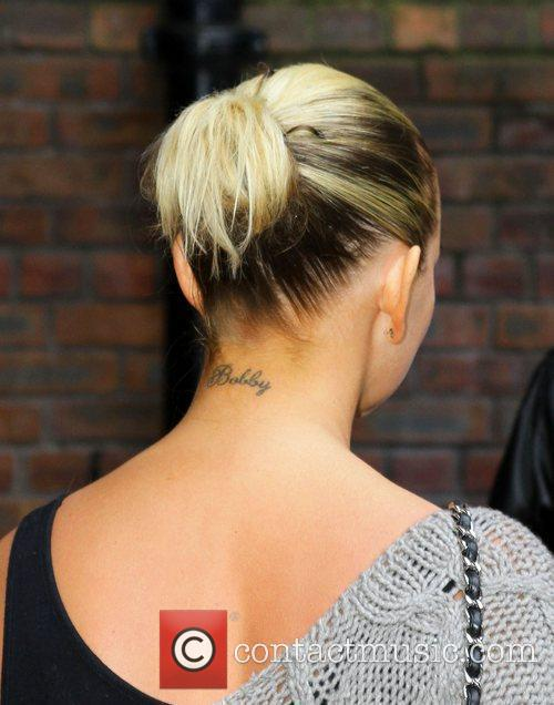 Jennifer Ellison, Calendar Girls, Tattoo and The The 2