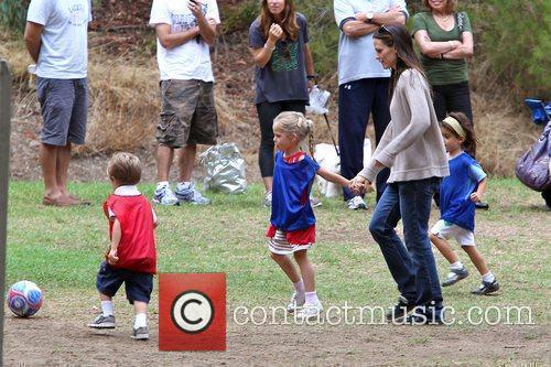 Jennifer Garner and The Game 12