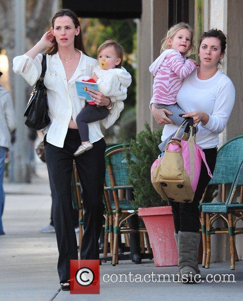 Jennifer Garner and A Friend 3