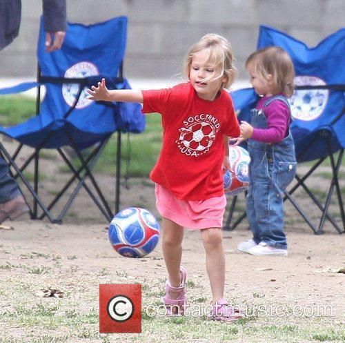 Ben Affleck and Jennifer Garner's daughter Violet Anne...
