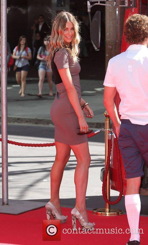 Model and TV presenter Jennifer Hawkins launches the...