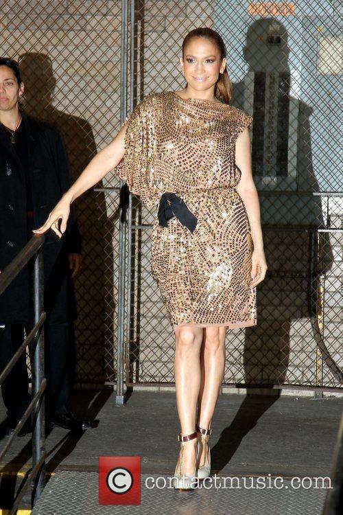 Jennifer Lopez and Cbs 4