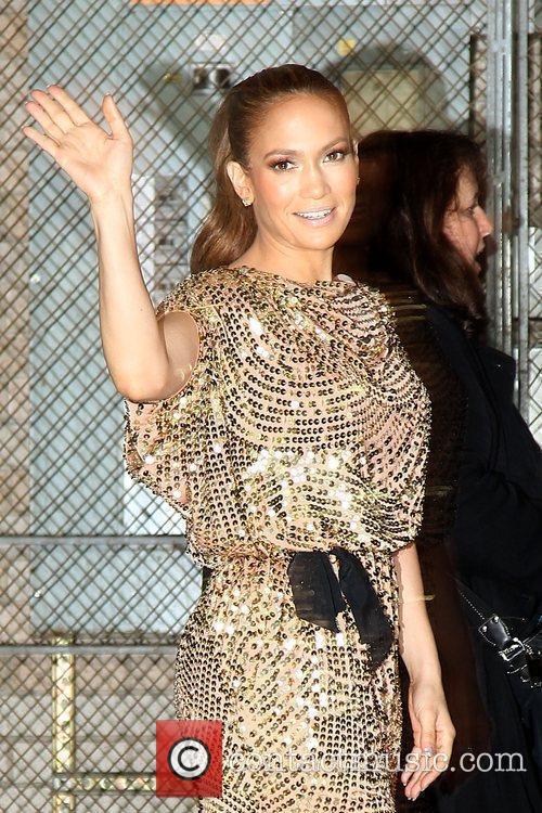 Jennifer Lopez and Cbs 8