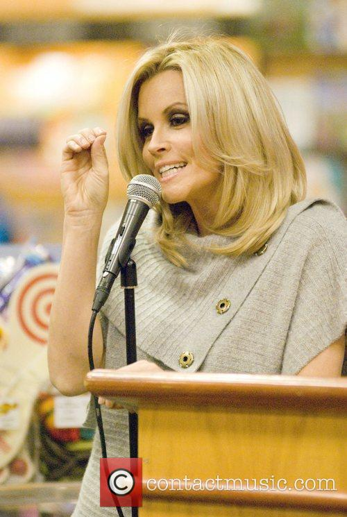 Jenny McCarthy discuss and signs copies of her...