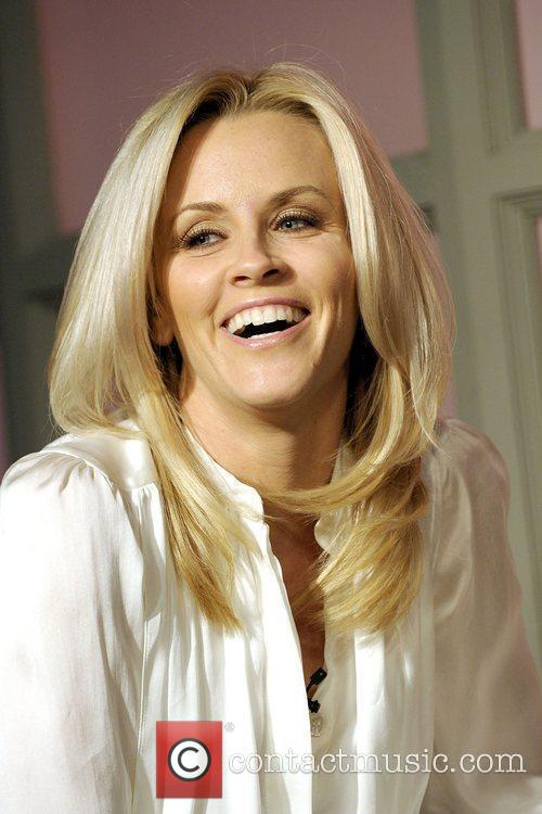 Jenny McCarthy promoting her latest book 'Love, Lust...