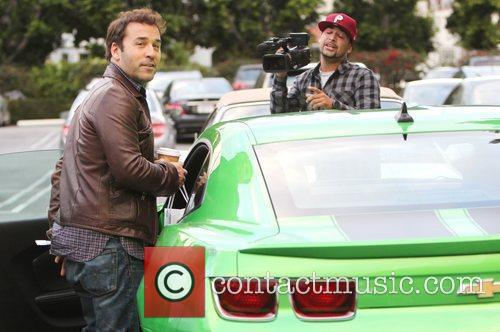 Jeremy Piven and Fred Segal 5