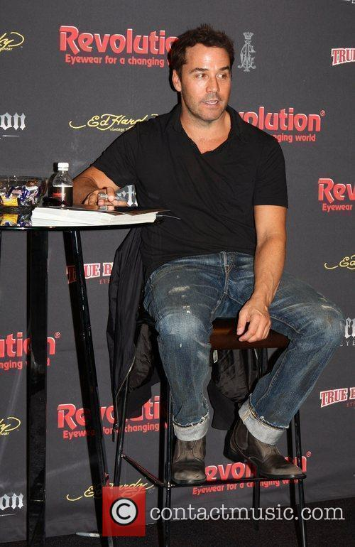 Jeremy Piven and Las Vegas 1