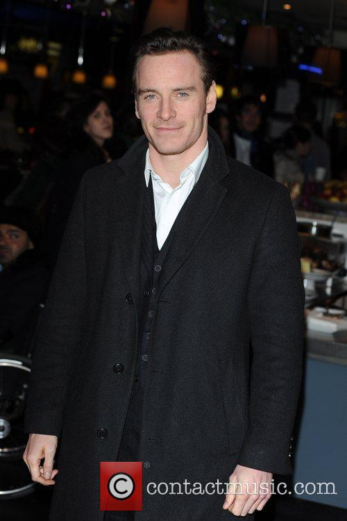 Michael Fassbender and Jeremy Thomas 1