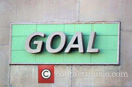 Goal logo sign