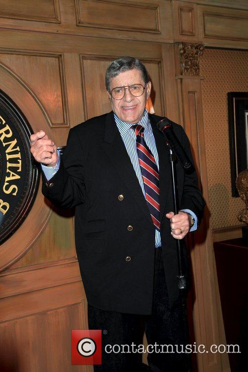 Jerry Lewis and Lifetime 7